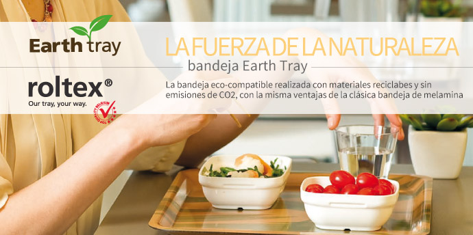 vassoio Earth Tray - bandejas