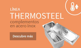thermosteel - accessorios en acero