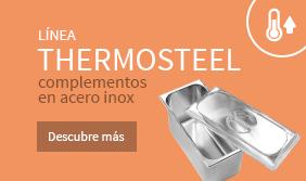 thermosteel - accessorios en acero